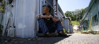 Fukushima: Vergessen am Rande des verseuchten Niemandslands