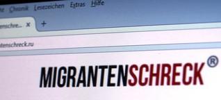 """Haftstrafe für """"Migrantenschreck""""-Betreiber"""