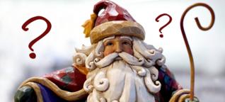 Ist der Nikolaus auch der Weihnachtsmann | FINK.HAMBURG