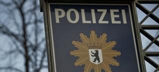 Berlins Polizeispitze gerät unter Druck