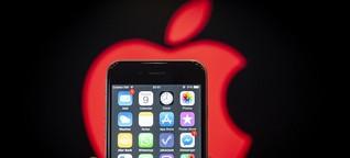 Credit Suisse warnt vor einbrechenden Smartphone-Verkäufen