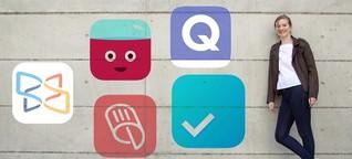 Digital geht's besser? Durch den Uni-Alltag mit diesen 5 Apps