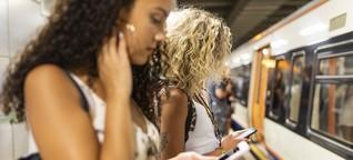 Ablenkungsturbo Smartphone: Konzentriert euch!