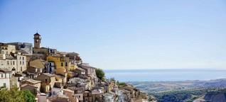 """""""Come to Calabria"""" oder wie man ein ganzes Dorf rettet"""