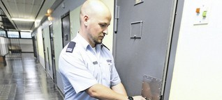 """""""Hinter Gittern"""": Mario Mengedoth wacht über Häftlinge der JVA Detmold"""