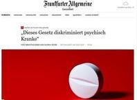 """""""Dieses Gesetz diskriminiert psychisch Kranke"""""""