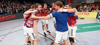 Handball Sportverein Hamburg: Den Aufstieg im Visier
