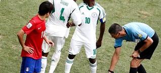 WM 2014: Das ist neu: Schiris werden zu Sprayern [1]