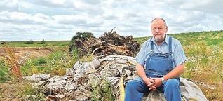 Hochwasser 2013: Fischbeck im Jahr 1 nach der Horrorflut