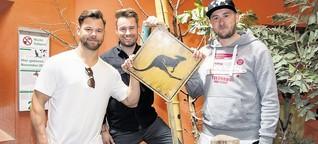 Eishockey: Hamburger Krokodile im Känguru-Fieber
