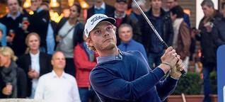 Golf-Stars in Winsen am Start: Adanks Abschlag vor der Haustür