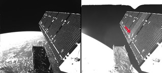 Weltraumgefahren-Konferenz bei ESOC - Sonnensturm, Weltraummüll und Armageddon (Teil 1)