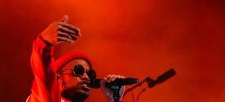 Anderson .Paak: Eine Soul-Funk-Disco-Hip-Hop-Wundertüte