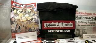 """Ermittlungen gegen """"Blood and Honour"""" dauern an"""