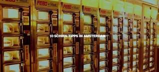 10 x Amsterdam
