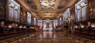 Tintorettos Wiederentdeckung des Lichts