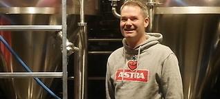 Luden-Lager & Inkasso IPA: Astra Brauerei eröffnet auf der Reeperbahn