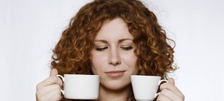 Kaffee vs. Tee: Was macht gesünder wach?