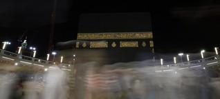 Muslima schließen sich #MeToo an: Belästigung an heiligen Orten
