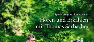 Spaziergang mit Thomas Sarbacher