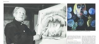 Die Malerin Helen Dahm