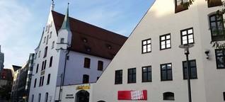 Jazz-Forschung - Konzert im Münchner Stadtmuseum mit Ubbos Big Band