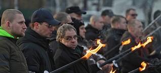 Rechtsextremismus - Wie Pegida die Tradition der NPD fortführt