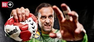 Silvio Heinevetter vor WM: Darum ist Handball geiler als Fußball