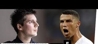 Leaks zu Ronaldo, Bayern München & Co: Treffen mit dem Football Leaks-Informanten | STRG_F