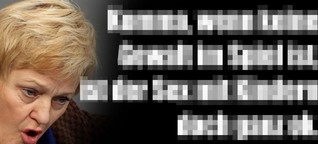 Renate Künast und Martin Schulz verklagen rechten Blog wegen Fake-Zitaten