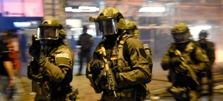 Schöner leben ohne Cops: Acht Gründe, warum Polizei abgeschafft gehört