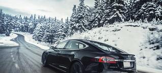 E-Autos: Frost- und frustfrei durch den Winter