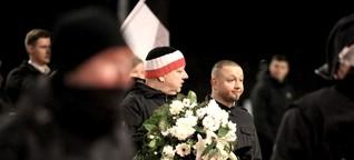 Rechtsextremismus: Nazis propagieren Dresdner Opfermythos