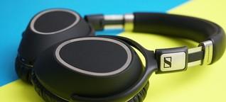 Sennheiser PXC 550: Kabelloser ANC-Kopfhörer im Test