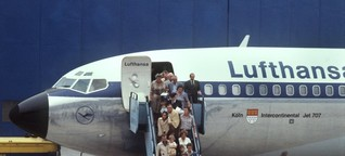 """""""Landshut""""-Entführung 1977: Fünf Tage in Todesangst"""