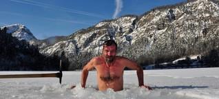 """""""Iceman"""" Wim Hof: """"So begann meine Liebesbeziehung zur Kälte"""""""
