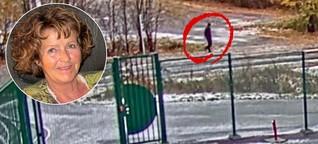 Videoaufnahme: Spionieren hier die Entführer der Oslo-Millionärin?