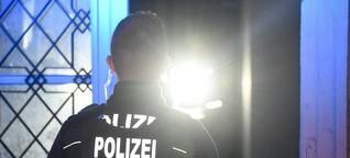 Einsatzkräfte holen vermisstes Mädchen in Gera aus Wohnung - schlimme Befürchtungen bei Suche