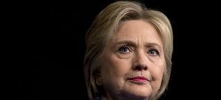 Präsidentschaftswahlkampf in den USA: Hillary, was hast du getan!