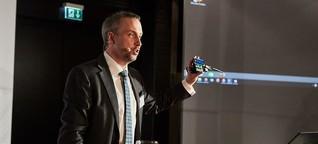 Cybersicherheit: So einfach lassen sich Unternehmen hacken