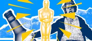 Die Vorlieben der Oscar-Academy