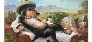 Warum der Dackel ein bayerisches Kulturgut ist