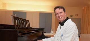 Doktor fürs Alter mit musikalischer Ader