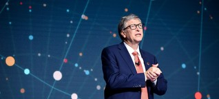 Bill Gates: Das sind die zehn wichtigsten Technologien 2019