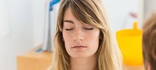 Können wir uns mit der richtigen Atemtechnik wirklich entspannen? - quarks.de