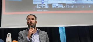 Ministerium verhindert Rede von Künstler: SPD-Politiker wenden sich mit Brief an Seehofer und protestieren