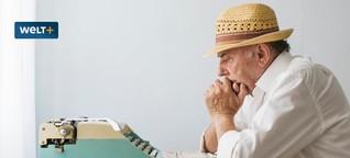 Rente: Was mit uns passiert, wenn wir aufhören zu arbeiten