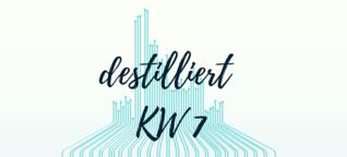detektor.fm destilliert | KW 7: ifa-Podcast, Volksbegehren Artenvielfalt und Erkältungstipps | detektor.fm | 15.02.2019