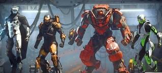 """""""Anthem"""" im Test: Wie gut ist das neue Bioware-Spiel?"""
