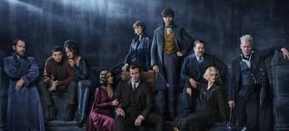 """""""Grindelwalds Verbrechen"""": Die unschuldigen Zeiten aus """"Harry Potter"""" sind vorbei"""
